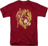 DC Comics - The Flash - Collage - T-Shirt