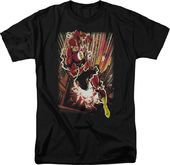 DC Comics - The Flash - Street Speed - T-Shirt
