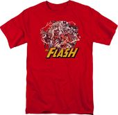 DC Comics - The Flash - Family - T-Shirt