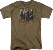 Lord of the Rings - Hobbits - T-Shirt