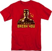 Rocky: I Must Break You - T-Shirt