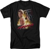 Airwolf - T-Shirt