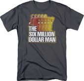 The Six Million Dollar Man: Fast Run - T-Shirt
