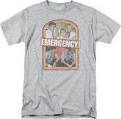 Emergency - Retro Cast - T-Shirt