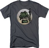 The Munsters: Moonlit Address - T-Shirt