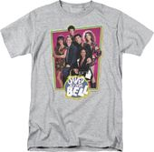 Saved By The Bell: Saved Cast - T-Shirt