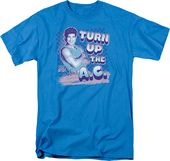 Saved By The Bell - Turn Up the A.C. - T-Shirt