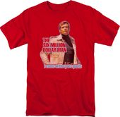 The Six Million Dollar Man: Spare Parts - T-Shirt