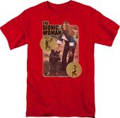 The Bionic Woman - Jamie & Max - T-Shirt