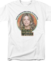 The Bionic Woman - Under My Skin - T-Shirt