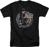 Xena - Warrior Princess - The Warrior - T-Shirt