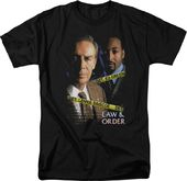 Law & Order: Briscoe & Green - T-Shirt