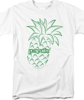 Psych: Pineapple - T-Shirt