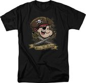 Popeye: Shiver Me Timber's - T-Shirt