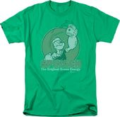 Popeye: Green Energy - T-Shirt
