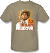 Saturday Night Live: Brian Fellow - T-Shirt