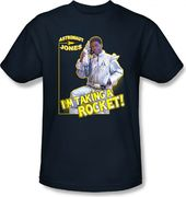 Saturday Night Live: Astronaut Jones - T-Shirt