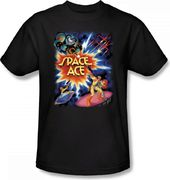 Space Ace Poster - T-Shirt
