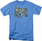 Jurassic Park - Greetings From Jp - T-Shirt