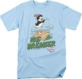Chilly Willy: Ice Breaker - T-Shirt