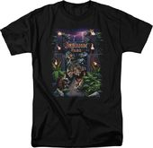 Jurassic Park - Welcome To The Park - T-Shirt