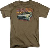 Back to the Future III: Wild West - T-Shirt