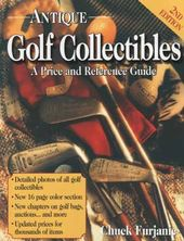 Antique Golf Collectibles: A Price and Reference
