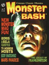 Monster Bash Magazine #1
