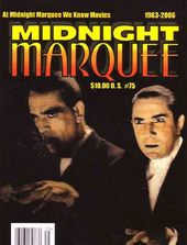 Midnight Marquee, Issue #75
