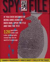 Spy File - International Spy Museum