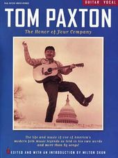 Tom Paxton - The Honor of Your Company