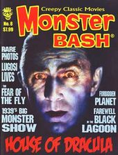 Monster Bash Magazine #8