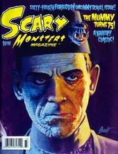 Scary Monsters Magazine #64