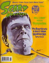 Scary Monsters Magazine #69