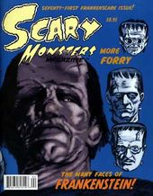 Scary Monsters Magazine #71