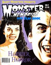 Monster Memories #7 (1999 Scary Monsters Magazine
