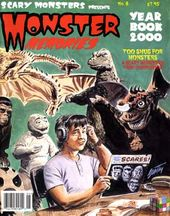 Monster Memories #8 (2000 Scary Monsters Magazine