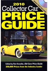 Collector Car Price Guide 2010