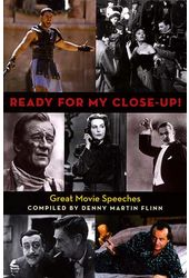 Ready For My Close-up! - Great Movie Speeches
