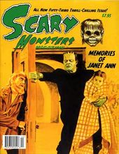Scary Monsters Magazine #53