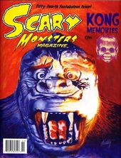 Scary Monsters Magazine #54