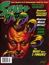 Scary Monsters Magazine #57
