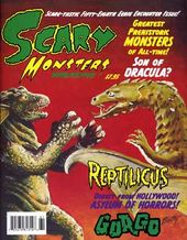 Scary Monsters Magazine #58
