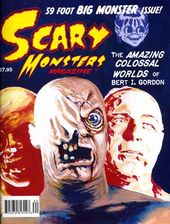 Scary Monsters Magazine #59
