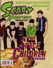 Scary Monsters Magazine #73