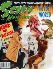 Scary Monsters Magazine #45