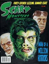 Scary Monsters Magazine #47