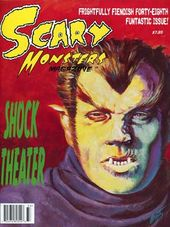 Scary Monsters Magazine #48
