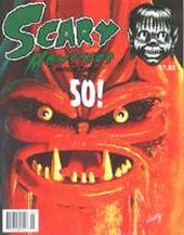 Scary Monsters Magazine #50