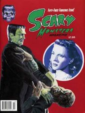 Scary Monsters Magazine #51